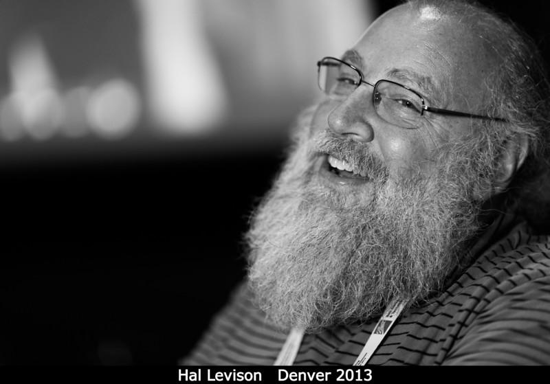 Hal Levison somehow keeps that beard clean.<br /> <br /> Credit: Henry Throop<br /> Oct 2013<br /> DPS45 Denver
