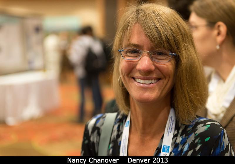 Nancy Chanover (NMSU).<br /> <br /> Credit: Henry Throop<br /> Oct 2013<br /> DPS45 Denver