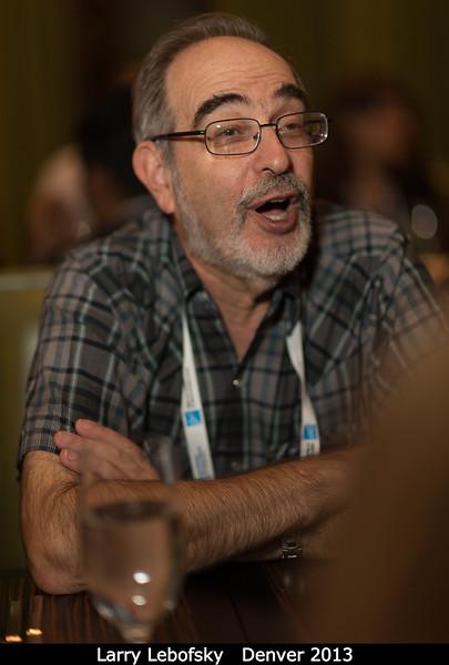 Larry Lebofsky (PSI).<br /> <br /> Credit: Henry Throop<br /> Oct 2013<br /> DPS45 Denver