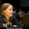 Erika Nesvold (UMBC).<br /> <br /> Credit: Henry Throop<br /> Oct 2013<br /> DPS45 Denver