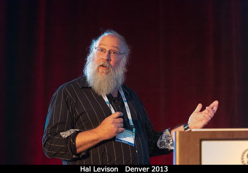Hal Levison.<br /> <br /> Credit: Henry Throop<br /> Oct 2013<br /> DPS45 Denver