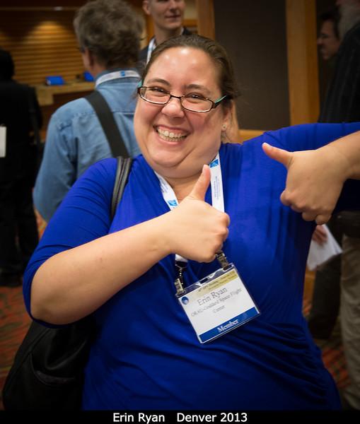 Erin Ryan (GSFC).<br /> <br /> Credit: Henry Throop<br /> Oct 2013<br /> DPS45 Denver