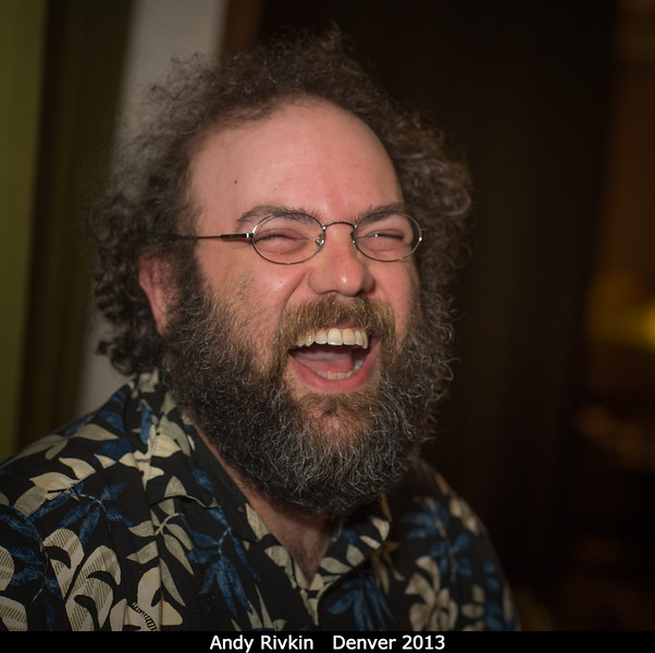Andy Rivkin (APL) often looks like this.<br /> <br /> Credit: Henry Throop<br /> Oct 2013<br /> DPS45 Denver