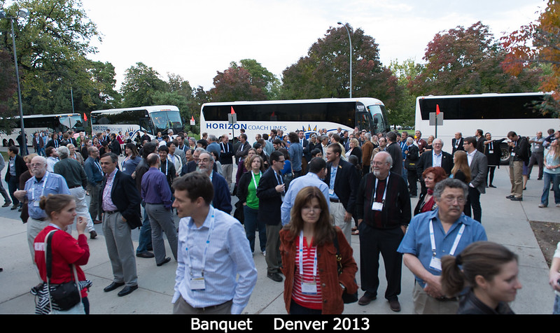 Hundreds of us show up to the museum, only to find the doors locked...<br /> <br /> Credit: Henry Throop<br /> Oct 2013<br /> DPS45 Denver