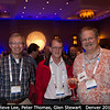 Steve Lee (DMNS), Peter Thomas (Cornell), and Glen Stewart (U. Colorado).<br /> <br /> Credit: Henry Throop<br /> Oct 2013<br /> DPS45 Denver