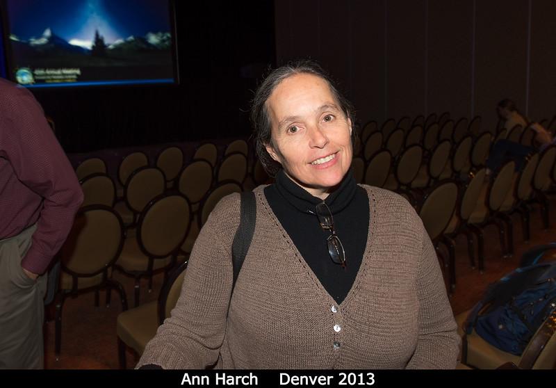 Ann Harch (Cornell / SwRI).<br /> <br /> Credit: Henry Throop<br /> Oct 2013<br /> DPS45 Denver