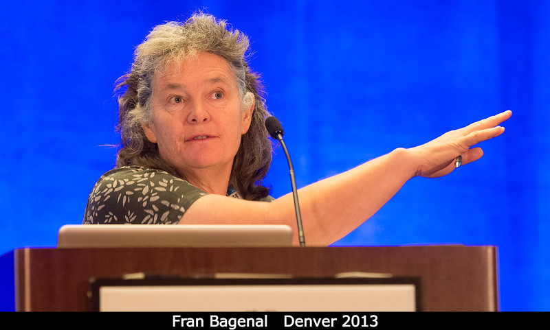 Fran Bagenal.<br /> <br /> Credit: Henry Throop<br /> Oct 2013<br /> DPS45 Denver