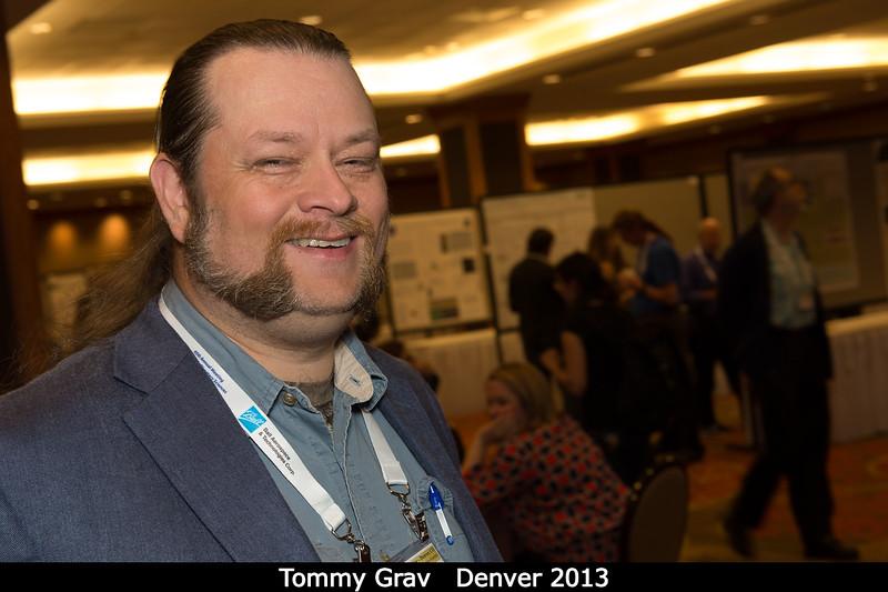 Tommy Grav (PSI)<br /> <br /> Credit: Henry Throop<br /> Oct 2013<br /> DPS45 Denver