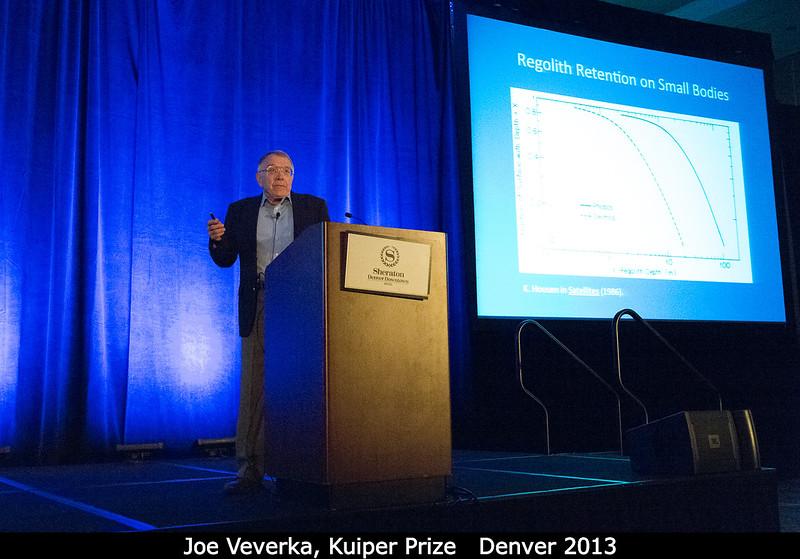 Gerard P. Kuiper Prize Talk