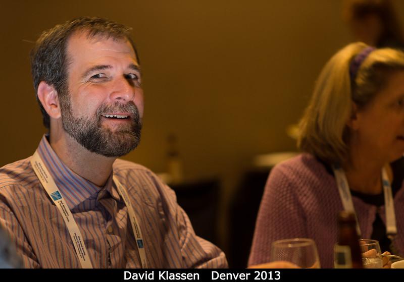 David Klassen (Rowan University).<br /> <br /> Credit: Henry Throop<br /> Oct 2013<br /> DPS45 Denver