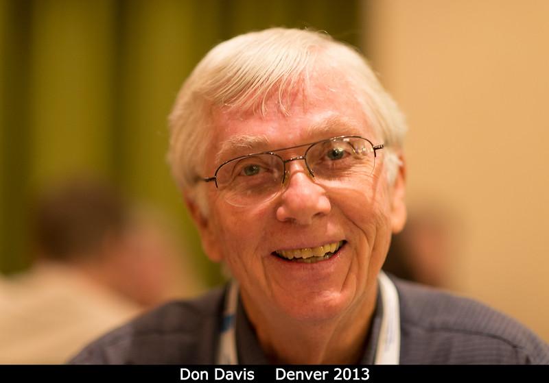 Don Davis (PSI).<br /> <br /> Credit: Henry Throop<br /> Oct 2013<br /> DPS45 Denver