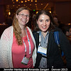 Jennifer Hanley (SwRI) and Amanda Zangari (SwRI).<br /> <br /> Credit: Henry Throop<br /> Oct 2013<br /> DPS45 Denver