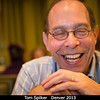 Tom Spilker (ex-JPL).<br /> <br /> Credit: Henry Throop<br /> Oct 2013<br /> DPS45 Denver