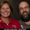 Kim Earle (AAS) and Andy Rivkin (APL).<br /> <br /> Credit: Henry Throop<br /> Oct 2013<br /> DPS45 Denver