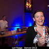 Lori Feaga (UMD) handles her chopsticks.<br /> <br /> Credit: Henry Throop<br /> Oct 2013<br /> DPS45 Denver