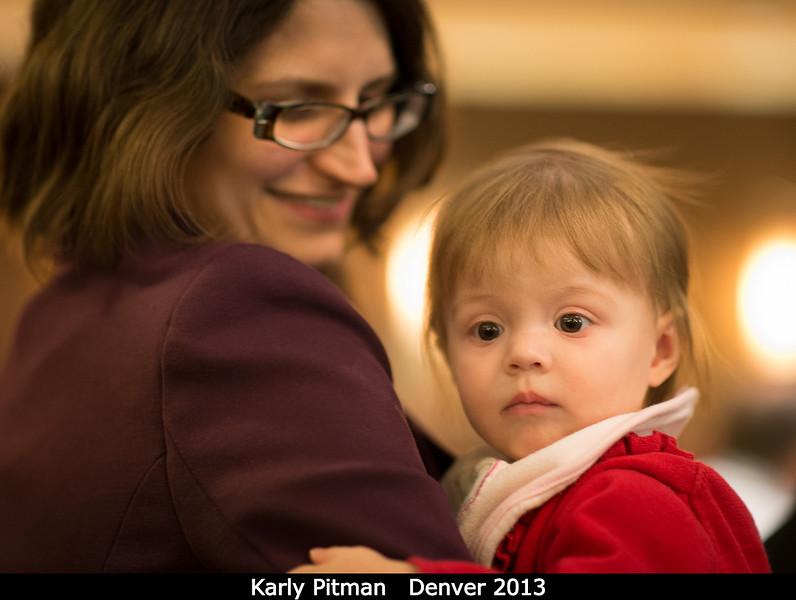 Karly Pitman (PSI) with Astrid.<br /> <br /> Credit: Henry Throop<br /> Oct 2013<br /> DPS45 Denver