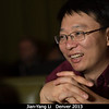 Jian-Yang Li (PSI).<br /> <br /> Credit: Henry Throop<br /> Oct 2013<br /> DPS45 Denver
