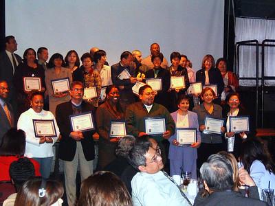 IEVS Task Force Celebration: November 3, 2002.