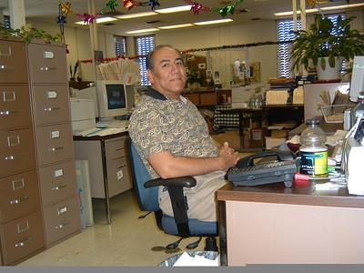 Ralph Godoy EWII District #15 MetroEast.  December 23, 2002.