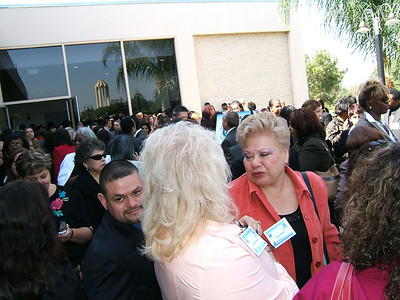 Los Angeles County Department of Public Social Services Supervisor T.E.A.M. Conference 2006.