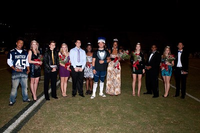 2012 FB HOMECOMING @ DR PHILLIPS