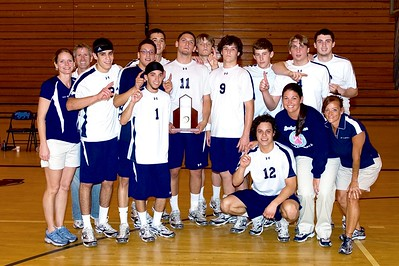 DR PHILLIPS BOYS VOLLEYBALL 2009-2010##**