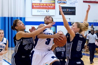 2012 GBB OLYMPIA @ DR PHILLIPS (PRE)