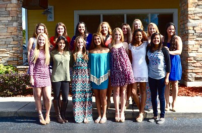 2015 DP GIRL'S VOLLEYBALL BANQUET