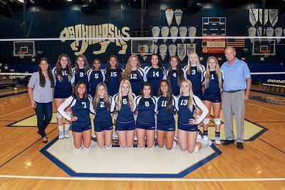 DR PHILLIPS GIRLS VOLLEYBALL 2014-2015##**