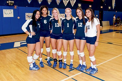 DR PHILLIPS GIRLS VOLLEYBALL 2016-2017##**
