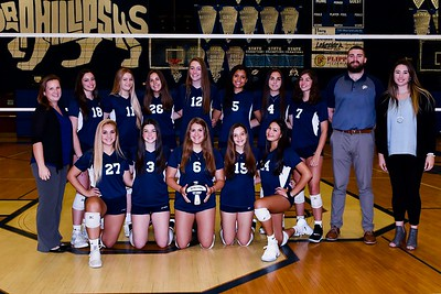 2019-2020 GVB DR PHILLIPS VOLLEYBALL TEAM