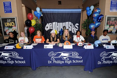 2013 SPORTS SIGNING DAY