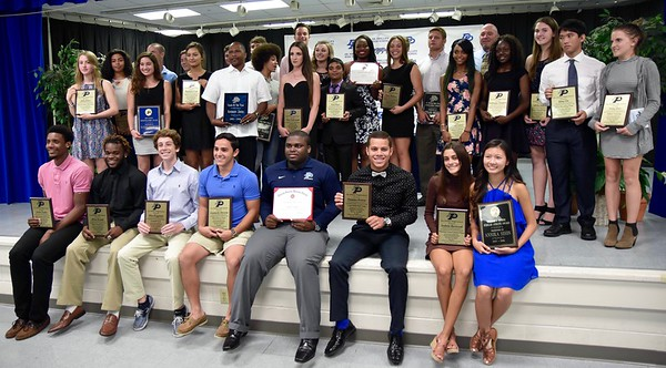 DR PHILLIPS ATHLETIC AWARDS 2016##**