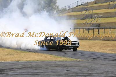 BRAD McDONALD DRAGS SUNDAY STREET MEET 201512200911