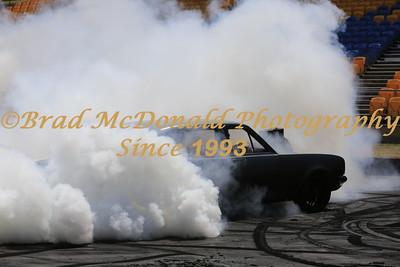 BRAD McDONALD DRAGS SUNDAY STREET MEET 201512200920