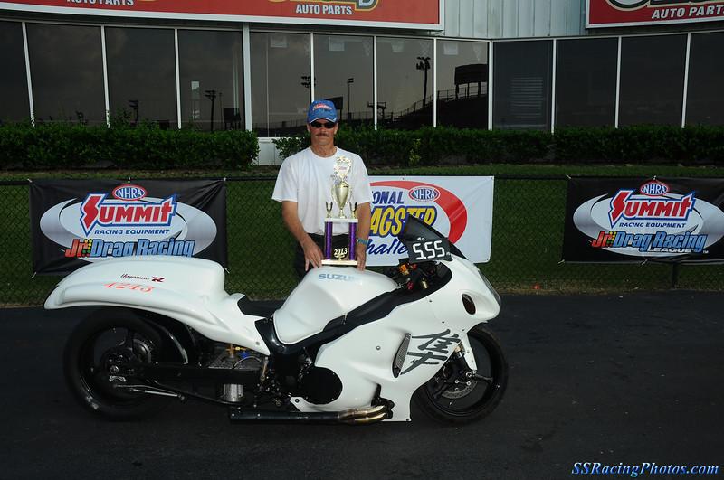 Final ET Race Winner in Super Pro - Michael Mathews