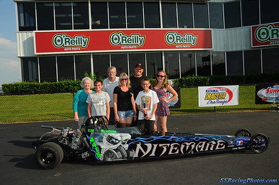 Final ET Race Runner-Up in Sportsman Junior Dragster - Scottie Taylor
