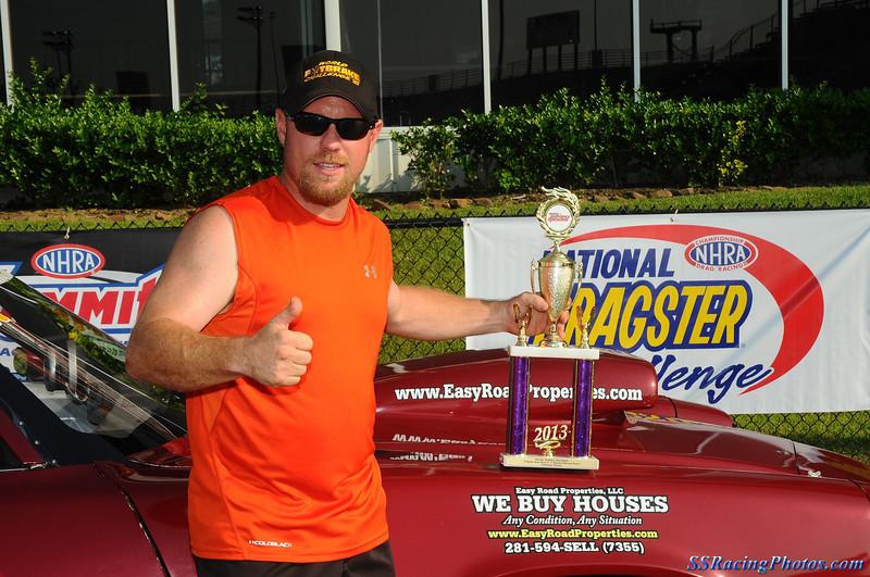 Final ET Race Winner in Footbrake - Jason Patterson