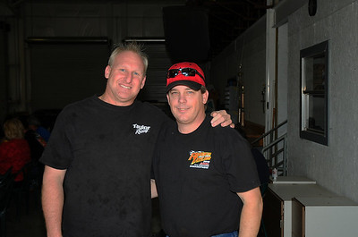 Frankie Taylor and Jeff Owen