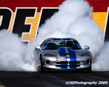 A twin turbo VIPER, what a gorgeous car, and the best burnouts of the weekend.