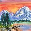 Mountains dream for Dana