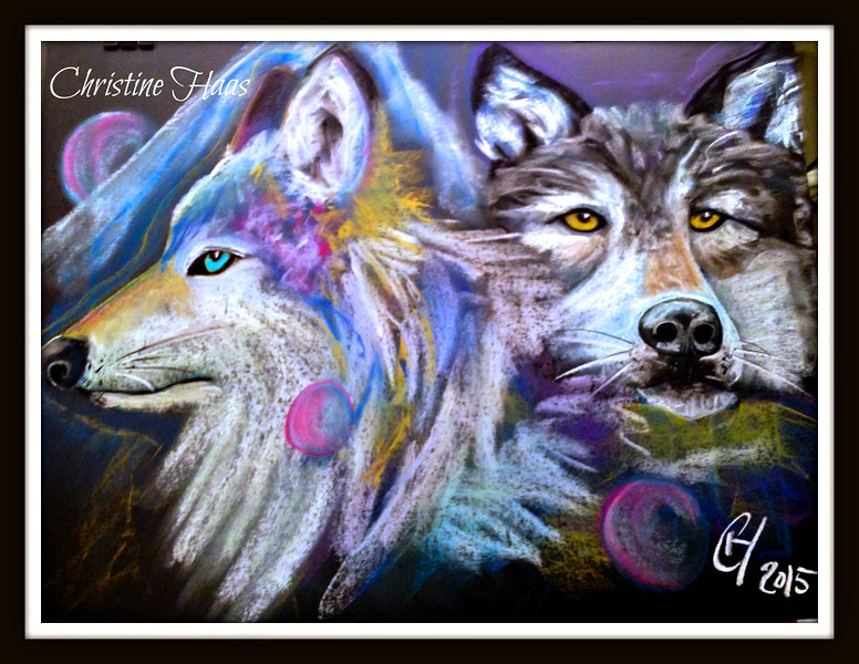ETHERICAL WOLVES