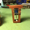 RGB Metronome for steph project.  The metronome solenoid under development.
