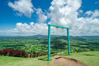 Swing Moñtana (middle)