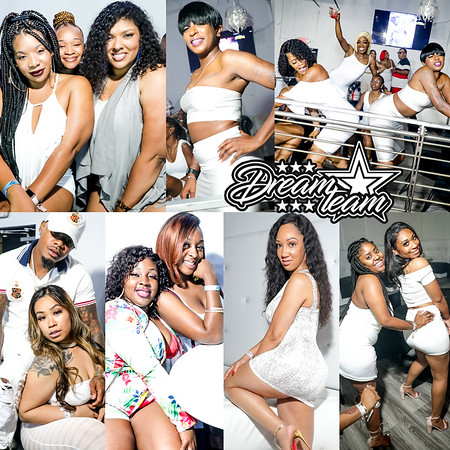 DREAMTEAM ALL WHITE PARTY @IBIZA GREENVILLE, SC. 5-17-19