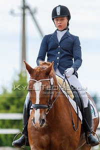 Baltic Dressage League Estonia 2014. Foto: Kylli Tedre / www.kyllitedre.com