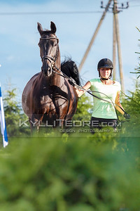 Baltic Dressage League Estonia 2014. Foto: Kylli Tedre / www.kyllitedre.com