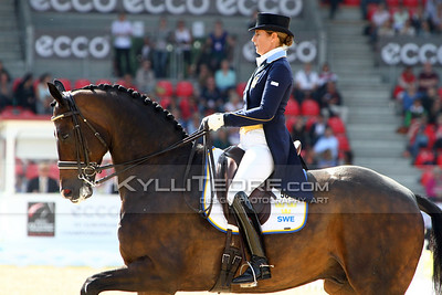 Tinne  Vilhelmson-Silfven - Don Auriello