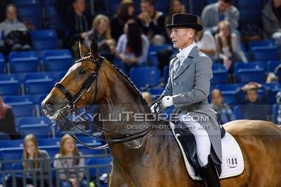 Per DUVEFELT - EDVIN @ Tallinn International Horse Show 2014, CDI-W Grand Prix. Foto: Kylli Tedre / www.kyllitedre.com