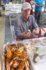 A CRABLOVERS DREAM -- UNLIMITED CRABS AT THE ANNUAL CRABFEST